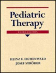 9781556643811: Pediatric Therapy