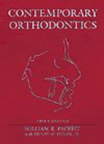 9781556645532: Contemporary Orthodontics, 3e
