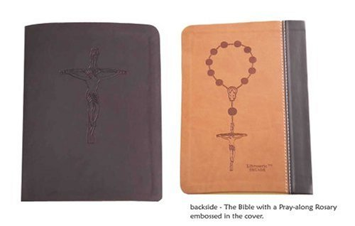 9781556653209: The New American Bible: Catholic Companion Edition Librosario Decade