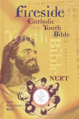 9781556654565: Fireside Catholic Youth Study Bible-Nab