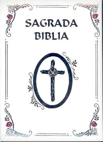 Spanish Catholic Family Bible-Nab (Latin Edition): Devotional