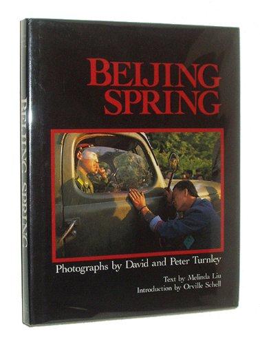 9781556701306: Beijing Spring