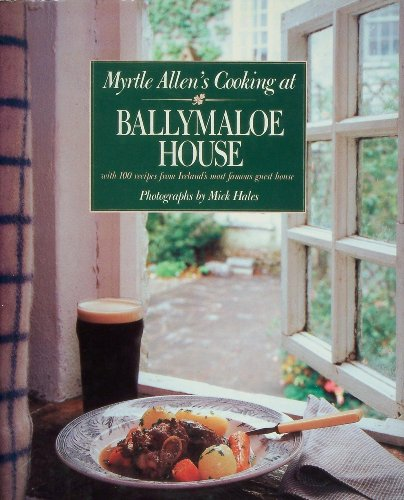 9781556701580: Myrtle Allen's Cooking at Ballymaloe House