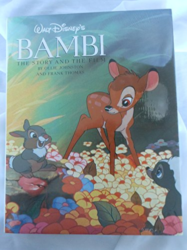 9781556701603: Walt Disney's Bambi: The Story and the Film/with Flip Book