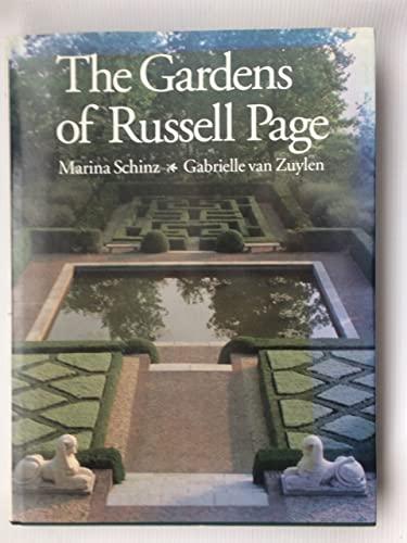 The Gardens of Russell Page: Zuylen, Gabrielle van; Schinz, Marina