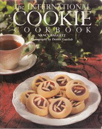 9781556703287: The International Cookie Cookbook
