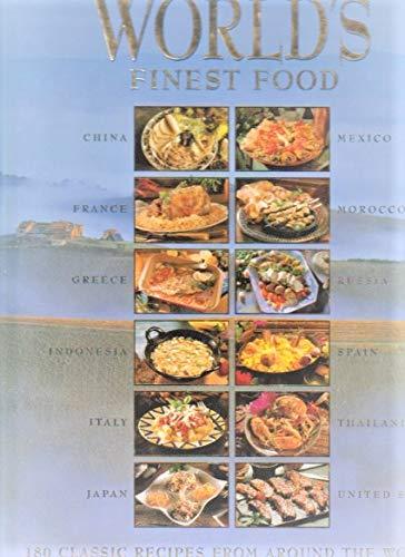 The World's Finest Foods: Creber, Ann