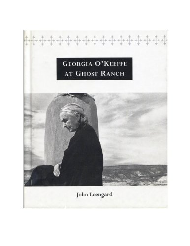 9781556704239: Georgia O'Keeffe At Ghost Ranch