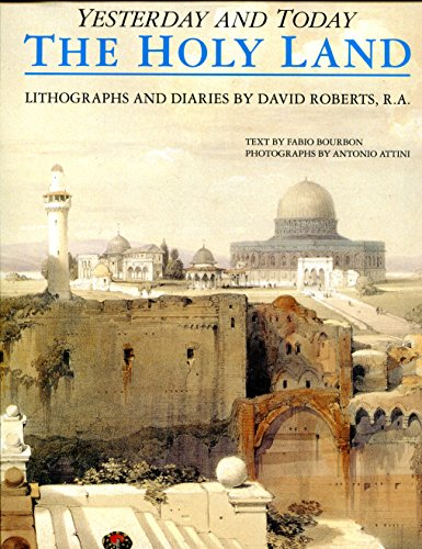 9781556704628: Holy Land: Yesterday & Today