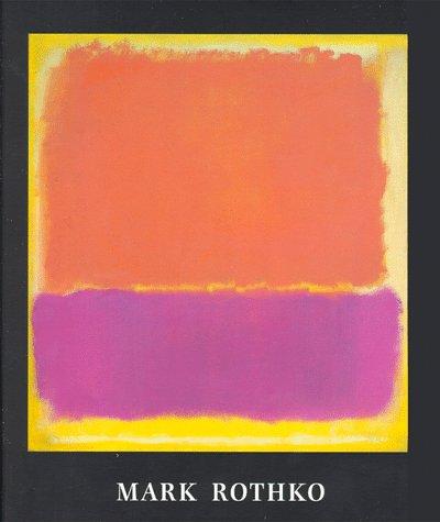 9781556705502: Mark Rothko 1903-1970