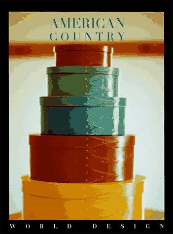 American Country (World Design Series): Herbert Ypma