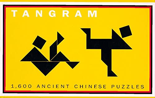 Tangram: The Ancient Chinese Puzzle (9781556705816) by Joost Elffers; Michael Schuyt