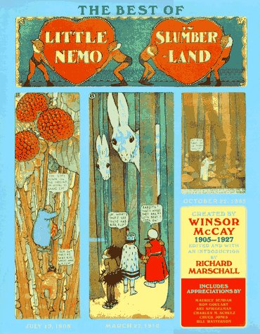 The Best of Little Nemo in Slumber Land (1556706472) by Winsor McCay