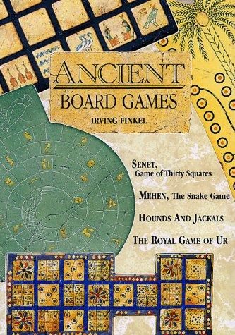 9781556706585: Ancient Board Games