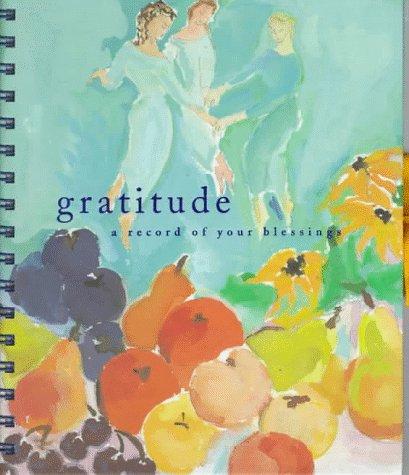 Gratitude: Record of Your Blessings: Jan Borene