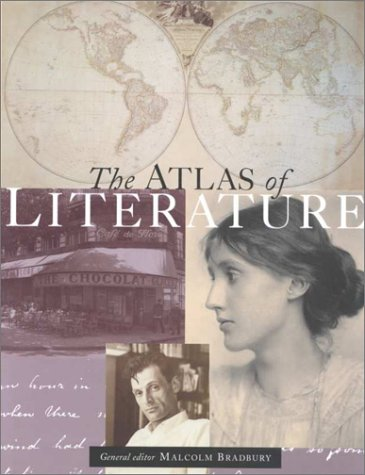 9781556708794: The Atlas of Literature