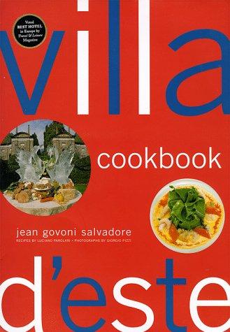 Villa D'este Cookbook: Jean Govoni Salvadore