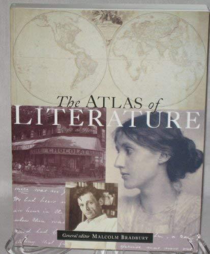 9781556708831: The Atlas of Literature