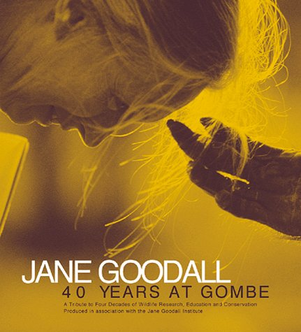 Jane Goodall: 40 Years at Gombe: Lindsey, Jennifer
