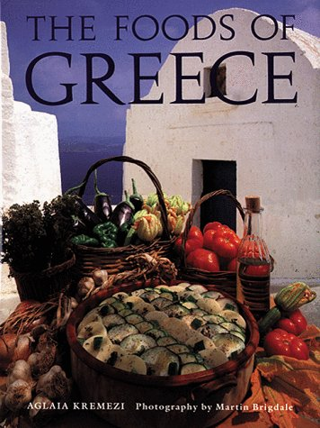 9781556709562: The Foods of Greece
