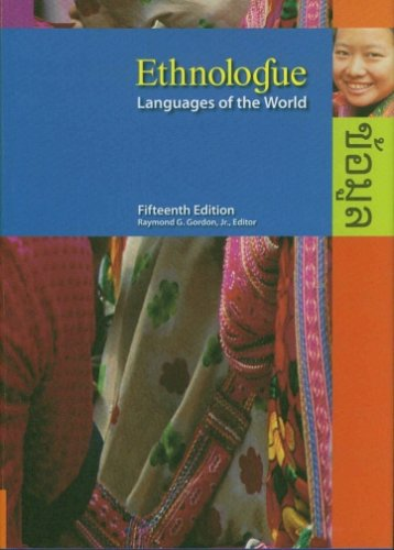 9781556711596: Ethnologue: Languages of the World, 15th Edition