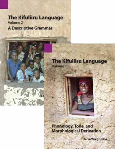 9781556712791: The Kifuliiru Language (2 Volume Set)