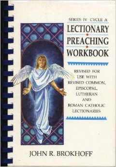 9781556734663: Lectionary Preaching Workbook