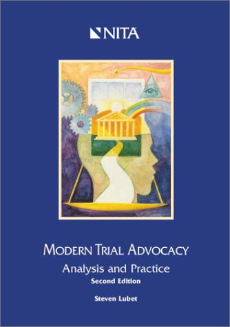 9781556815393: Modern Trial Advocacy: Analysis and Practice