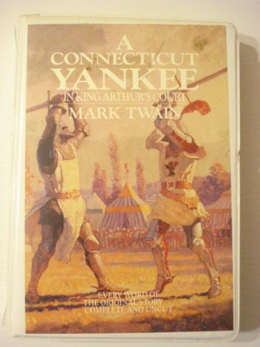 9781556857492: A Connecticut Yankee in King Arthur's Court (Classic Books on Cassettes Collection) [UNABRIDGED]