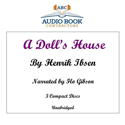 9781556857751: A Doll's House (Clasic Books on CD Collection) [UNABRIDGED]