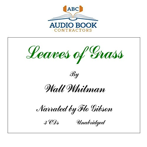 9781556858901: Leaves of Grass (Classic Books on CD Collection) [UNABRIDGED]