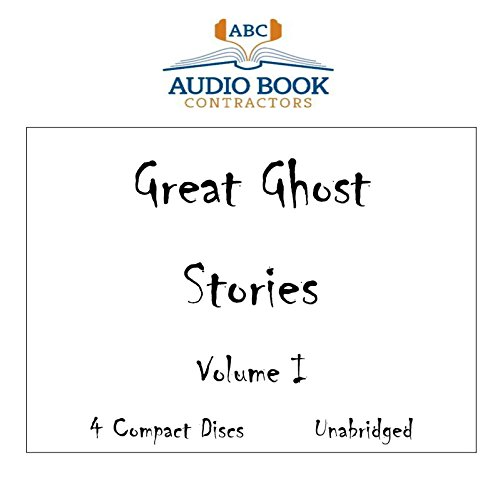 9781556859182: Great Ghost Stories, Volume I (Classic Books on CD Collection) [UNABRIDGED]