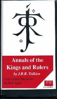 9781556900211: Annals of the Kings and Rulers
