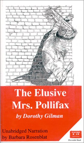The Elusive Mrs. Pollifax (9781556901621) by Dorothy Gilman