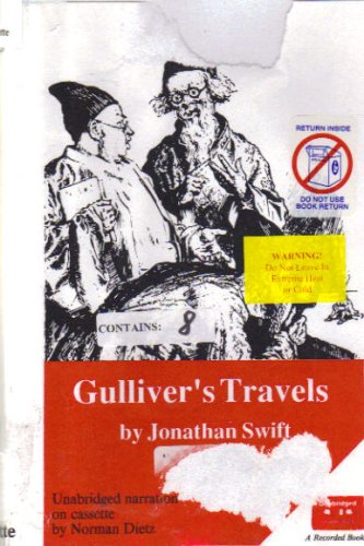 9781556902116: Gulliver's Travels Audio Book Unabridged