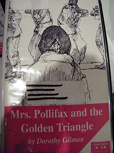 9781556908231: Mrs. Pollifax and the Golden Triangle