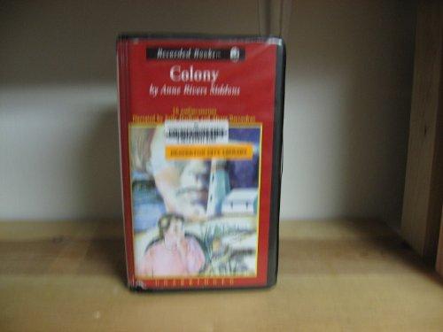 9781556908675: Colony