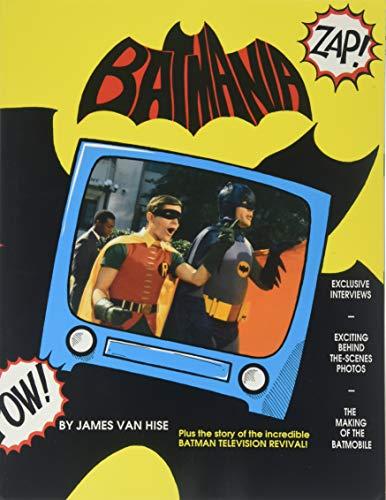 Batmania: James Van Hise,