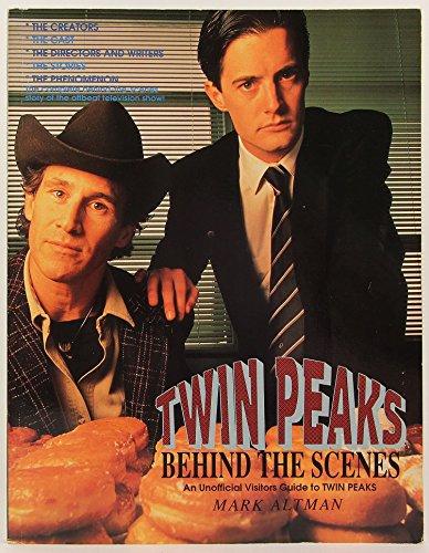 9781556982842: Twin Peaks: Behind-The-Scenes