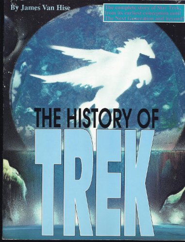 The History of Trek: Van Hise, James