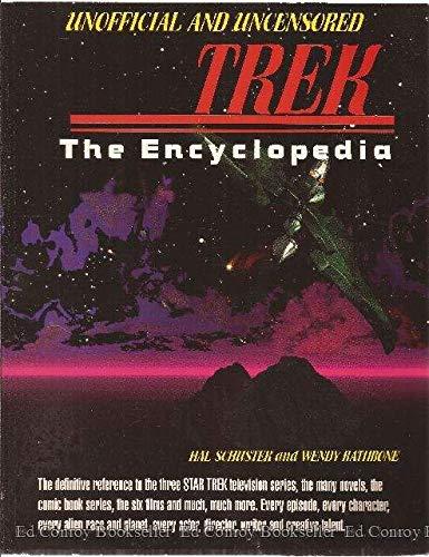 9781556983313: Trek: The Encyclopedia