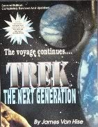 9781556983535: Trek: The Next Generation :The Voyage Continues/Includes Season Five