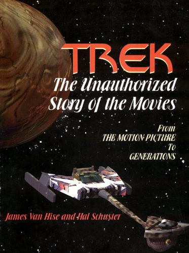 TREK : THE UNAUTHORIZED STORY OF THE MOV