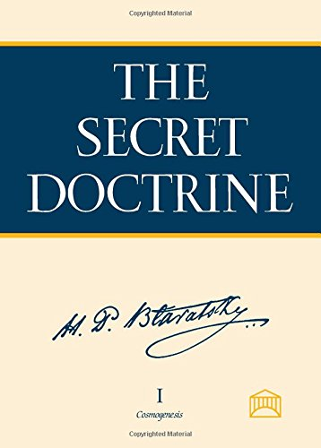 9781557000019: The Secret Doctrine: The Synthesis of Science, Religion, and Philosophy (2-volume set) (Synthesis of Science, Religion, and Philosophy 1977 Facsimil)