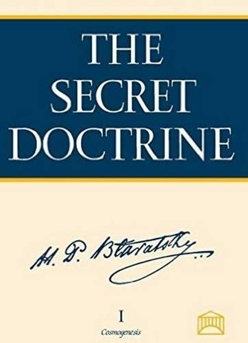 9781557002280: The Secret Doctrine: The Synthesis of Science, Religion, and Philosophy (2-volume set)