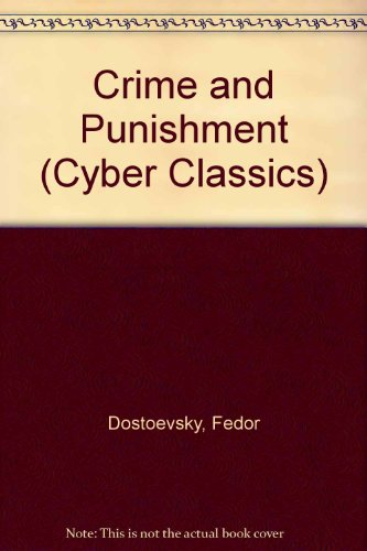 9781557012142: Crime and Punishment (Cyber Classics)