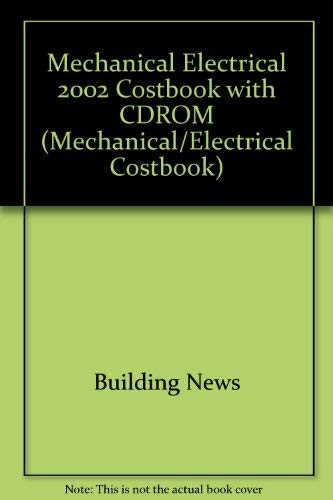 Mechanical/Electrical 2002 Costbook (Mechanical/Electrical Costbook): n/a