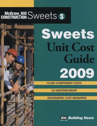 Sweets Unit Cost Guide: BNI Building News