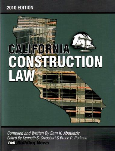 California Construction Law: Sam K. Abdulaziz