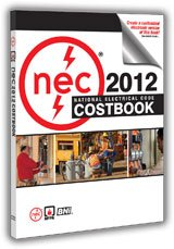 9781557017390: National Electrical Code 2012 Costbook